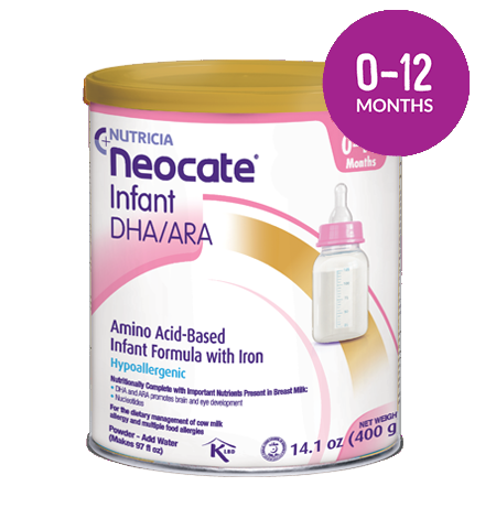 Neocate® Infant DHA/ARA