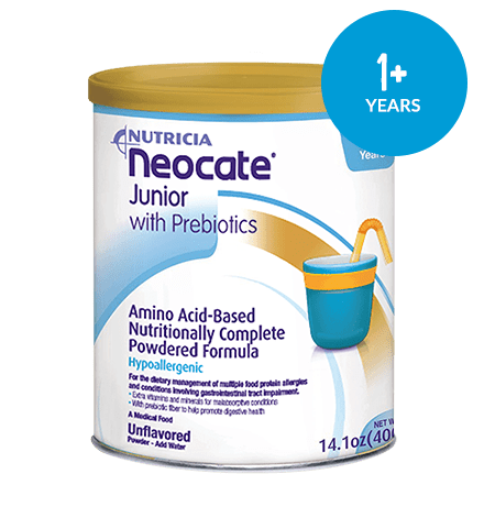 Neocate® Junior with Prebiotics