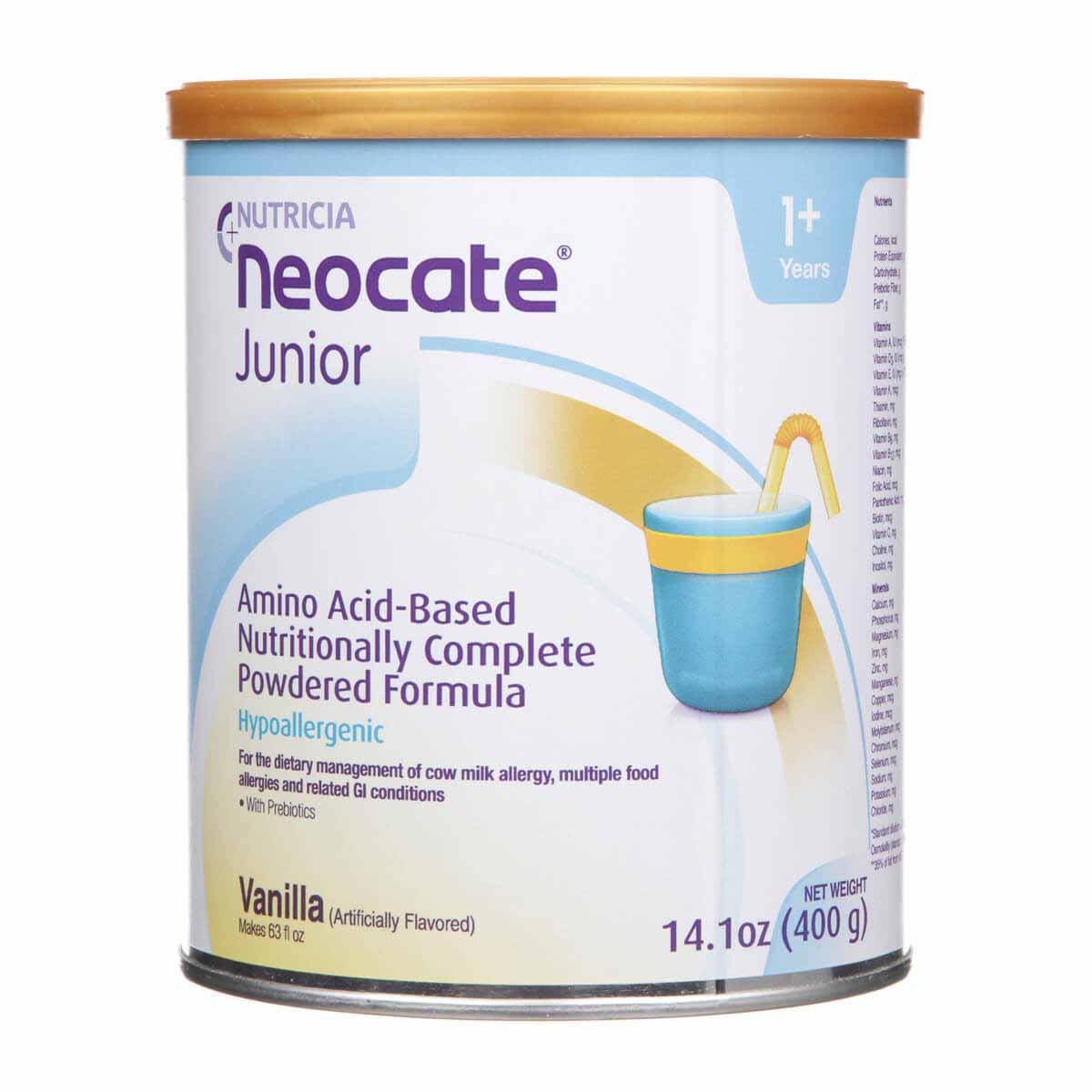 Buy Now | Neocate Junior with Prebiotics Hypoallergenic