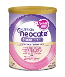 Buy Now Neocate Syneo Infant Baby Formula Nutricia