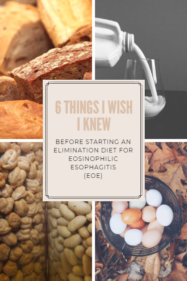 Elimination Diet for Eosinophilic Esophagitis