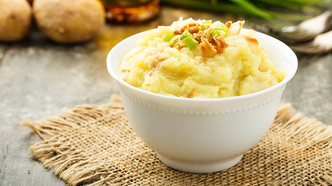 Nutra Mashed Potatoes