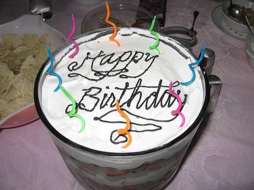 Celebrating Birthdays With Allergy Friendly Treats And Alternative