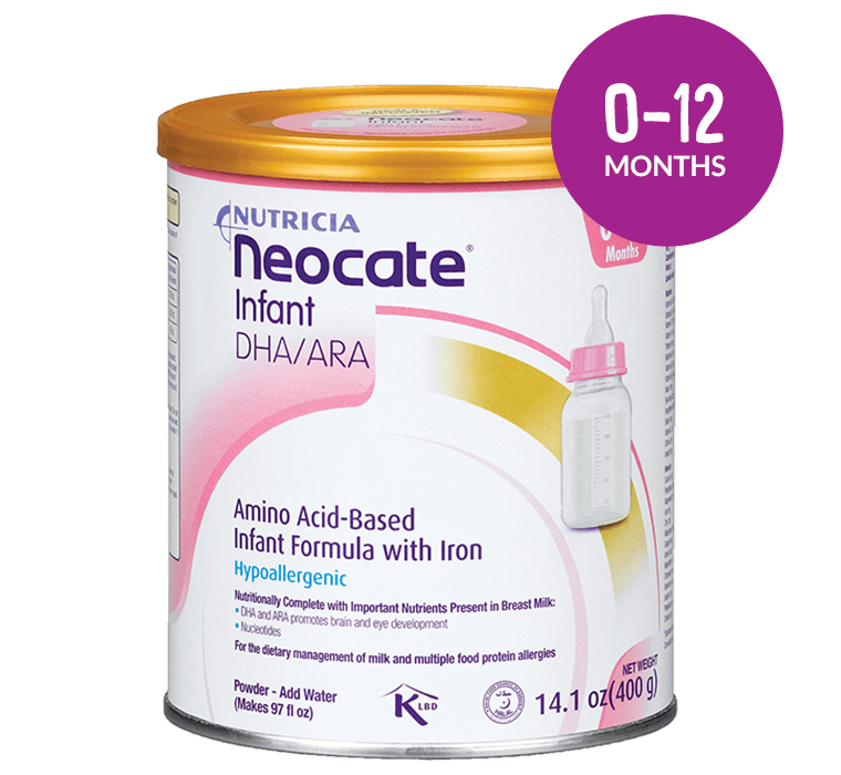 Neocate<sup>&reg;</sup> Infant DHA/ARA