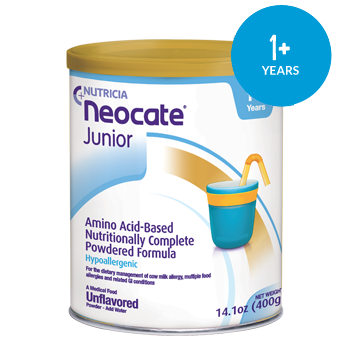 NEOCATE JUNIOR (WITHOUT PREBIOTICS)