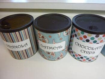 Recycling Neocate Cans: Formula Can Dry Goods