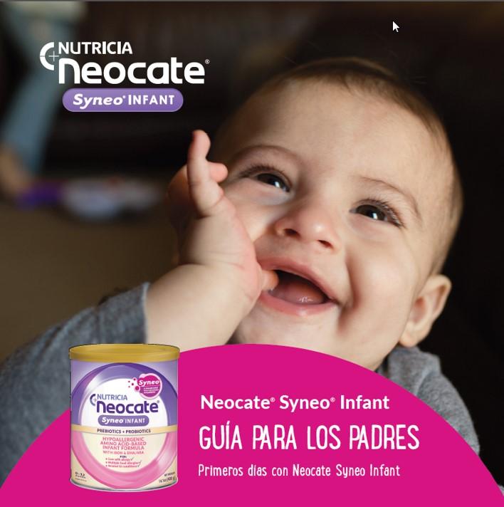 Guía para padres: Neocate Syneo