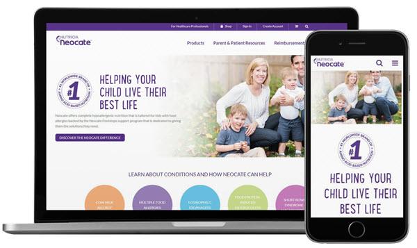 New Neocate Website