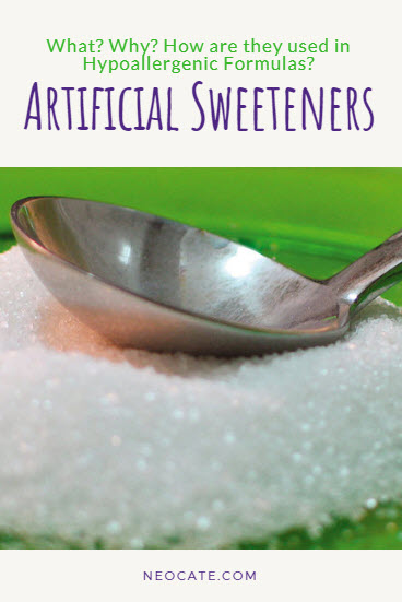 Artificial Sweeteners Explained Elemental Formula