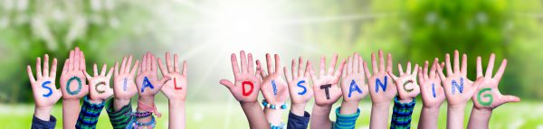 Social Distancing Tips for children